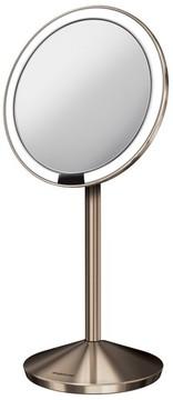 Simplehuman Mini Countertop Sensor Makeup Mirror