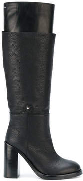 MM6 MAISON MARGIELA double layered boots