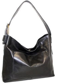 Women's Nino Bossi Ursula Leather Hobo Bag