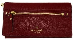 Kate Spade Cobble Hill Rae Crossbody - MERLOT - STYLE