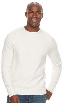 Croft & Barrow Men's Classic-Fit Stretch Crewneck Sweater