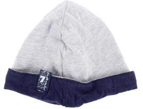 7 For All Mankind Boys' Knit Colorblock Beanie