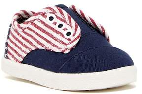 Toms Americana Canvas Flag Shoe (Baby, Toddler, & Little Kid)
