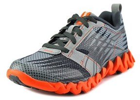 Reebok Zigtech Shark 3.0 Ex Round Toe Synthetic Running Shoe.