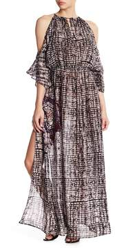 Ale By Alessandra South Pacific Maxi Dress