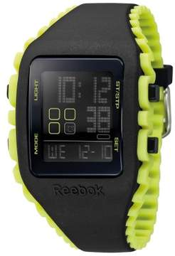 Reebok Workout Z1G RF-WZ1-G9-PBIY-BY Lemon Zest/Black Quartz Unisex Watch