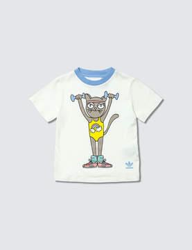 Mini Rodini Adidas Originals X S/S T-Shirt