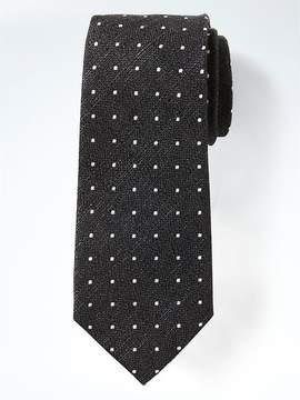 Banana Republic Woven Dot Nanotex® Tie