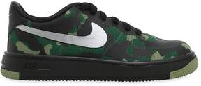 Air Force 1 Camo Printed Sneakers