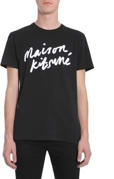 Kitsune T-shirt Handwriting