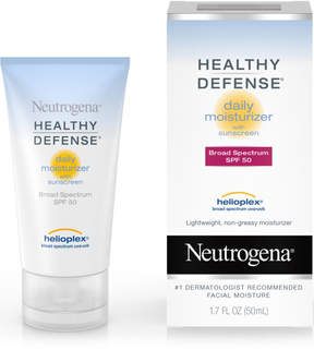 Neutrogena Healthy Defense Daily Moisturizer SPF 50 with Helioplex