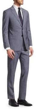 Giorgio Armani Classic Wool Suit