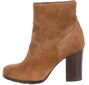Frye Ponyhair Ankle Boots