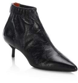 3.1 Phillip Lim Blitz Patent Leather Booties