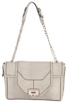 Rebecca Minkoff Alaina Shoulder Bag - GREY - STYLE