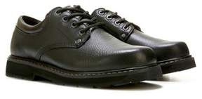 Dr. Scholl's Work Men's TX Harrington Medium/Wide Slip Resistant Work Oxford