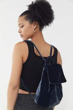 Baggu Velvet Mini Backpack