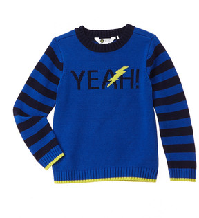 Petit Lem Boys' Sweater