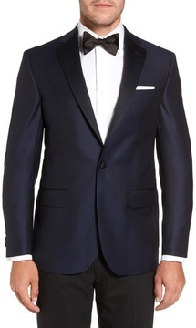 David Donahue Men's Reed Classic Fit Dinner Jacket