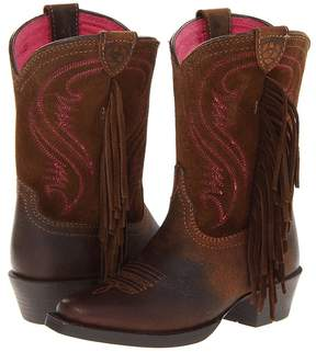 Ariat Fancy Distressed Cowboy Boots