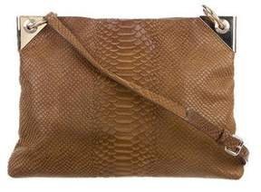 Henri Bendel Embossed Shoulder Bag