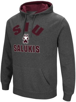 Colosseum Men's Campus Heritage Southern Illinois Salukis Pullover Hoodie
