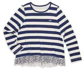 Vineyard Vines Toddler's, Little Girl's& Girl's Cotton Top