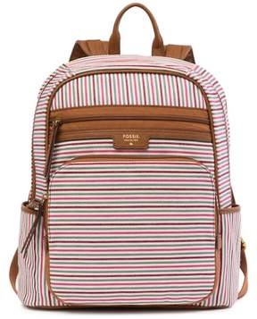 Fossil Ivy Stripe Backpack