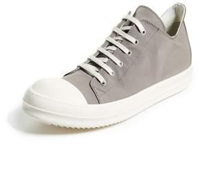 Rick Owens Scarpe Low Sneakers