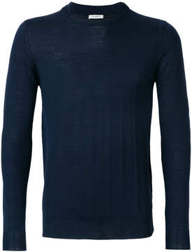 Paolo Pecora layered collar jumper