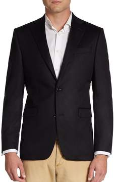 Saks Fifth Avenue BLACK Men's Slim-Fit Cashmere Sportcoat
