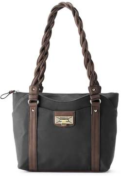 Rosetti Multplex Haven Braided Satchel