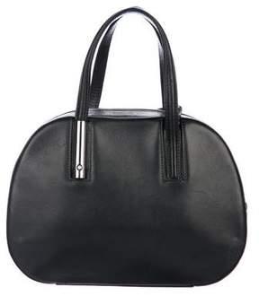 Montblanc Leather Logo Satchel