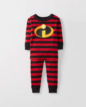 Hanna Andersson DisneyPixar Incredibles 2 Long John Pajamas In Organic Cotton