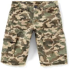 True Religion Little Boys 2T-7 Geno Camouflage-Printed Cargo Shorts