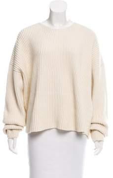 Celine Wool & Cashmere Oversize Sweater