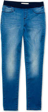 Jessica Simpson Gracie Pull-On Jeans, Big Girls (7-16)