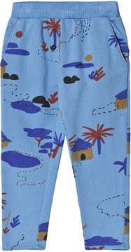 Bobo Choses Heritage Blue Gombe Sweatpants