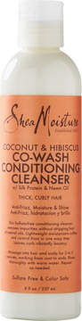 Shea Moisture SheaMoisture Coconut & Hibiscus Co-Wash Conditioning Cleanser