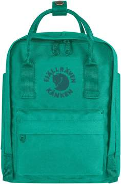 Fjallraven Mini Re-Kanken Water Resistant Backpack