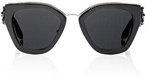 Prada Women's Bead-Embellished Sunglasses