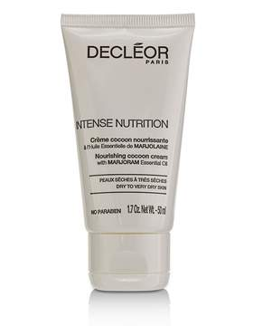 Decleor Intense Nutrition Marjoram Nourishing Cocoon Cream - Dry to Very Dry Skin (Salon Product)