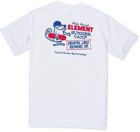 Element Men's Bake Graphic-Print T-Shirt