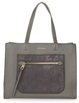 Vince Camuto Elvan Leather Tote