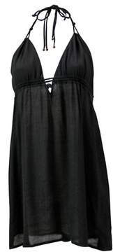 Bananamoon Banana Moon Black Beach Dress Goldenroad.