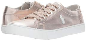 Polo Ralph Lauren Slater Girl's Shoes