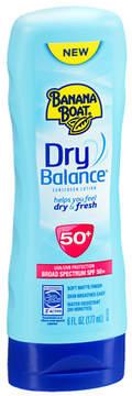 Banana Boat DryBalance Lotion SPF 50