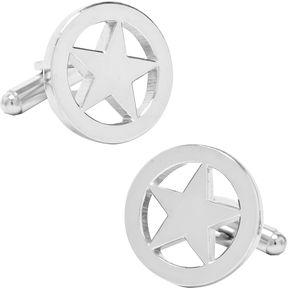 Accessories Star Cuff Links