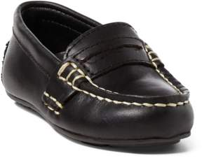 Ralph Lauren | Telly Leather Penny Loafer | 8.5 us | Burgundy