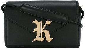 Christopher Kane Gothic K Devine crossbody bag